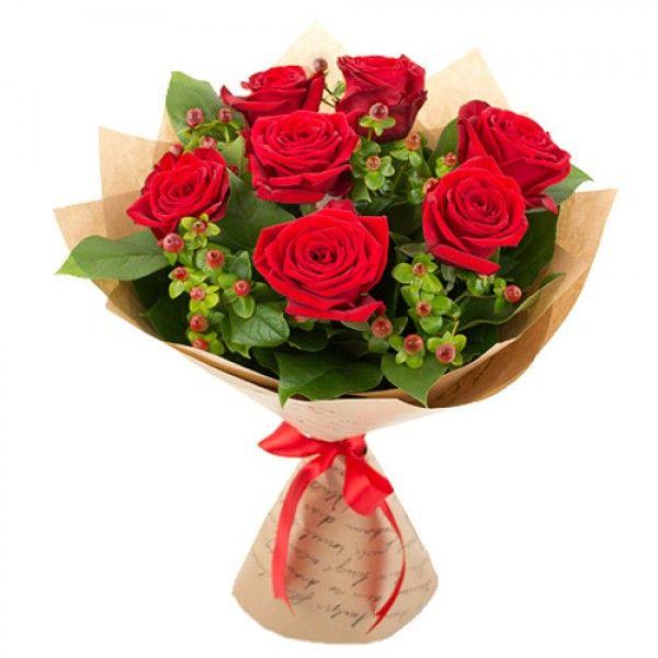 Букет цветов НЕОТРАЗИМЫЙ