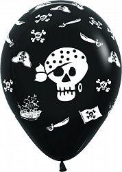 """Гелиевый шар """"Пиратский"""""""
