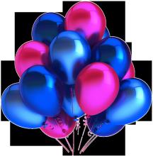 Набор воздушных шаров Афина