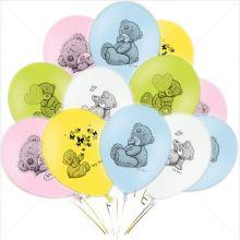 Набор гелиевых шаров Детское счастье