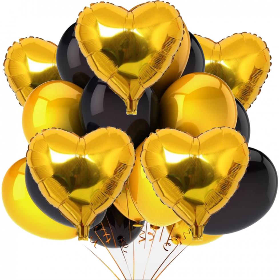 Набор гелиевых шаров Премиум